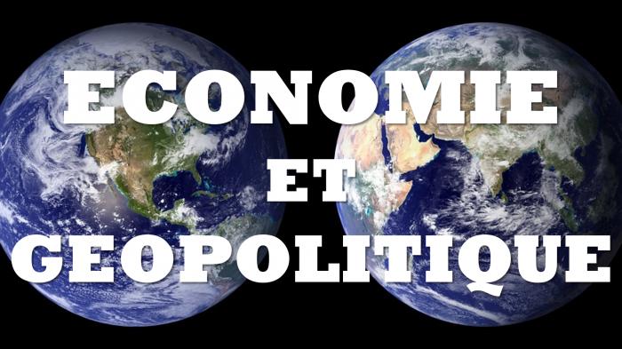 économie et géopolitique
